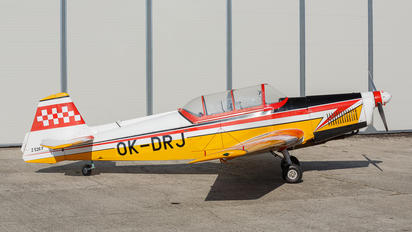 OK-DRJ - Private Zlín Aircraft Z-526F