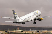 EC-MBL - Vueling Airlines Airbus A320 aircraft