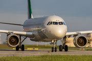 EI-DSV - Alitalia Airbus A320 aircraft
