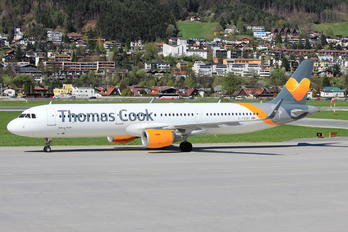 G-TCDC - Thomas Cook Airbus A321