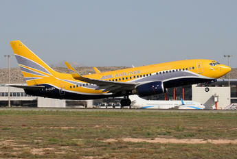 F-GZTS - ASL Airlines Boeing 737-700