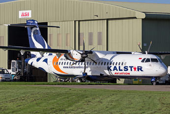 PK-KSC - Kalstar Aviation ATR 72 (all models)