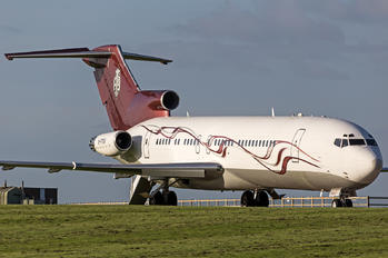 M-FTOH - Private Boeing 727-200 (Adv)