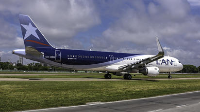 CC-BEH - LAN Airlines Airbus A321