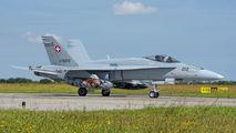 J-5012 - Switzerland - Air Force McDonnell Douglas F/A-18C Hornet aircraft