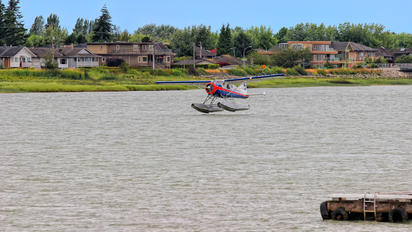 C-FAOP - Saltspring Air de Havilland Canada DHC-2 Beaver