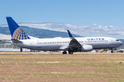 N78501 - United Airlines Boeing 737-800 aircraft
