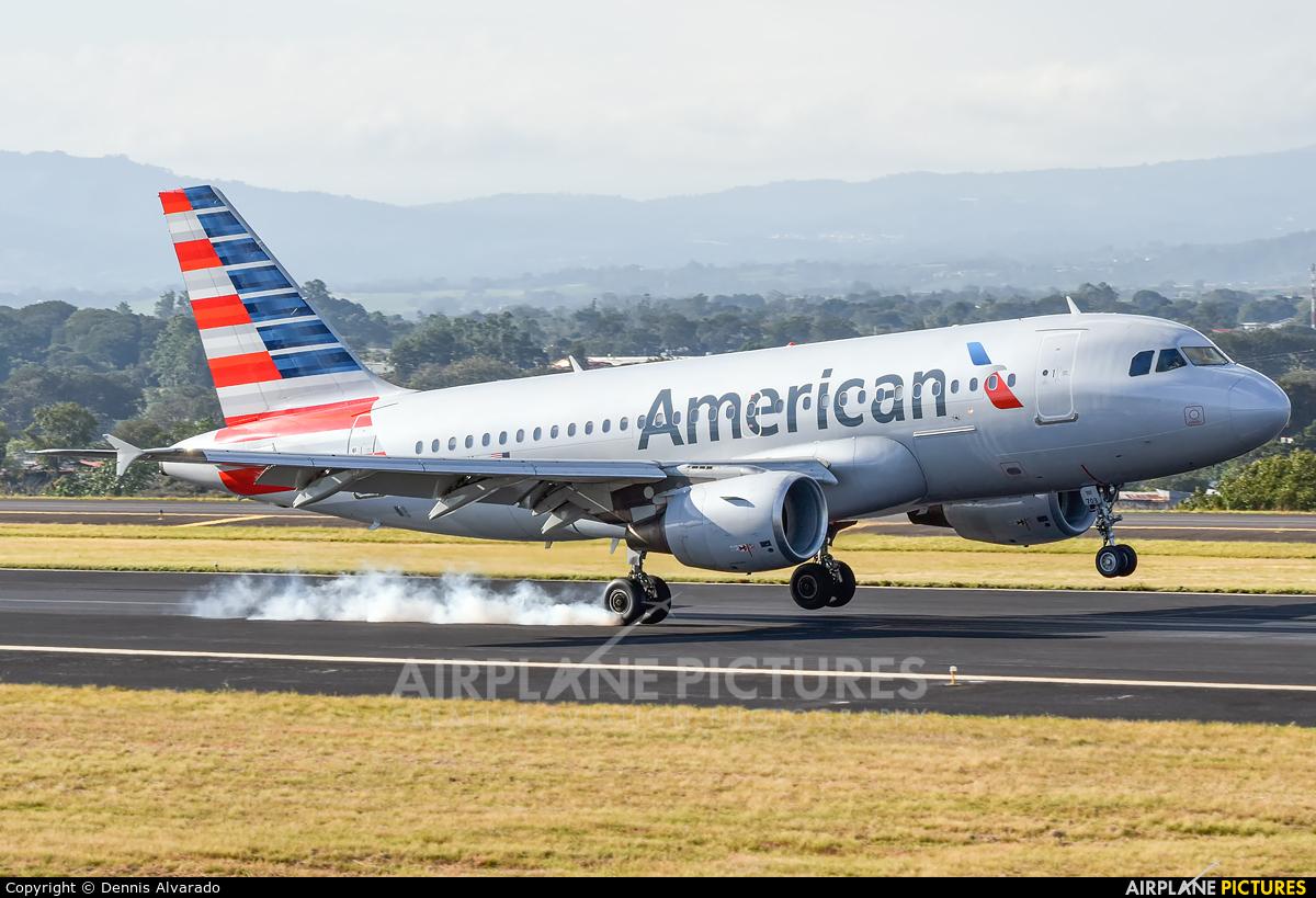 American Airlines N703UW aircraft at San Jose - Juan Santamaría Intl