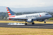 N703UW - American Airlines Airbus A319 aircraft