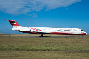 B-28027 - Far Eastern Air Transport McDonnell Douglas MD-83