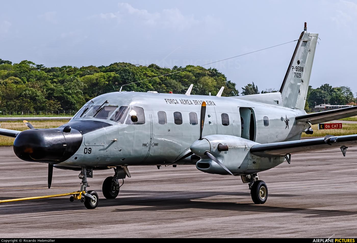 Brazil - Air Force 7109 aircraft at Belém
