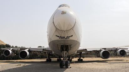 EP-ICC - Iran Air Cargo Boeing 747-200F