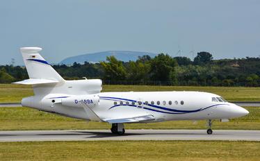 D-ABBA - Private Dassault Falcon 900 series