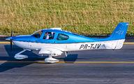 PR-TJV - Private Cirrus SR22 aircraft