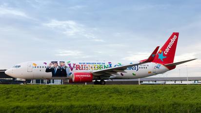 PH-CDF - Corendon Dutch Airlines Boeing 737-800