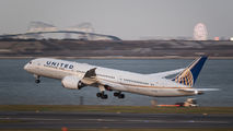 N13954 - United Airlines Boeing 787-9 Dreamliner aircraft