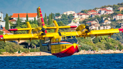 844 - Croatia - Air Force Canadair CL-415 (all marks)
