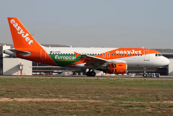 G-EZDR - easyJet Airbus A319
