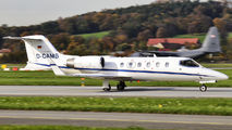 D-CAMB - Private Learjet 31 aircraft