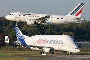 F-GPMA - Air France Airbus A319 aircraft