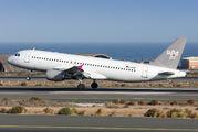D-ASEF - Sundair Airbus A320 aircraft