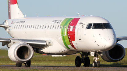 CS-TPQ - TAP Express Embraer ERJ-190 (190-100)