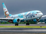 N570AS - Alaska Airlines Boeing 737-800 aircraft