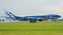 VQ-BRJ - Air Bridge Cargo Boeing 747-8F aircraft