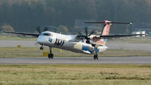 SP-EQH - LOT - Polish Airlines de Havilland Canada DHC-8-402Q Dash 8 aircraft