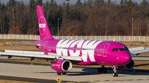 TF-BRO - WOW Air Airbus A320 aircraft