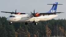 ES-ATD - SAS - Scandinavian Airlines ATR 72 (all models) aircraft