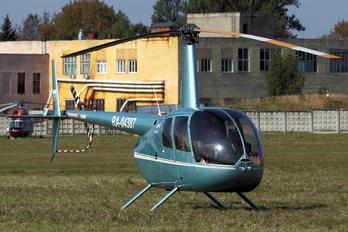 RA-04387 - Private Robinson R44 Astro / Raven