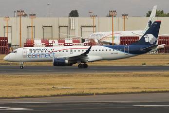 XA-DAC - Aeromexico Connect Embraer ERJ-190 (190-100)