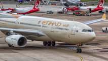 A6-EYI - Etihad Airways Airbus A330-200 aircraft