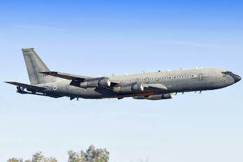 264 - Israel - Defence Force Boeing 707-3J6C Re'em