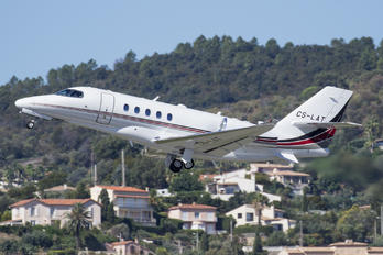CS-LAT - NetJets Europe (Portugal) Cessna 680A Latitude