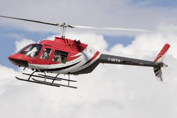F-HPYH - Private Agusta / Agusta-Bell AB 206A & B