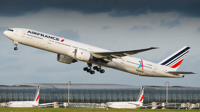 F-GZNP - Air France Boeing 777-300ER