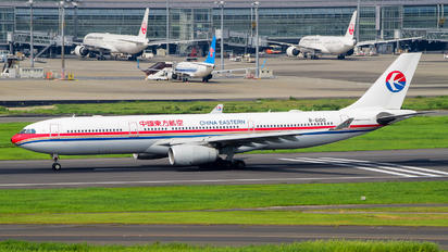 B-6100 - China Eastern Airlines Airbus A330-300