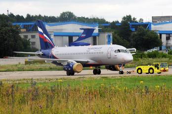 RA-89097 - Aeroflot Sukhoi Superjet 100