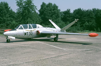 MT30 - Belgium - Air Force Fouga CM-170 Magister