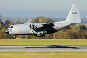 CH-07 - Belgium - Air Force Lockheed C-130H Hercules aircraft