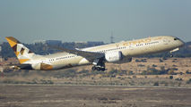 A6-BLJ - Etihad Airways Boeing 787-9 Dreamliner aircraft