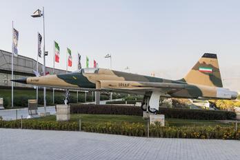 3-7107 - Iran - Islamic Republic Air Force Northrop F-5E Tiger II