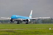 PH-BVS - KLM Boeing 777-300ER aircraft
