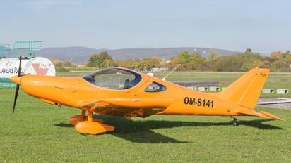 OM-S141 - Private Bristell NG5 Speed Wing