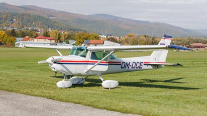OM-DCE - Aeroklub Dubnica nad Vahom Cessna 152