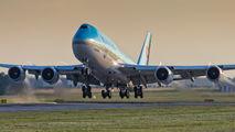 HL7632 - Korean Air Boeing 747-8 aircraft