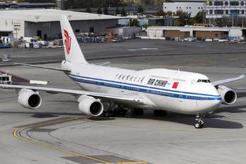 B-2485 - Air China Boeing 747-8