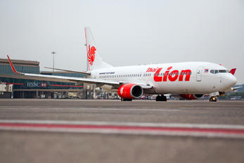 HS-LUV - Thai Lion Air Boeing 737-86X(WL)